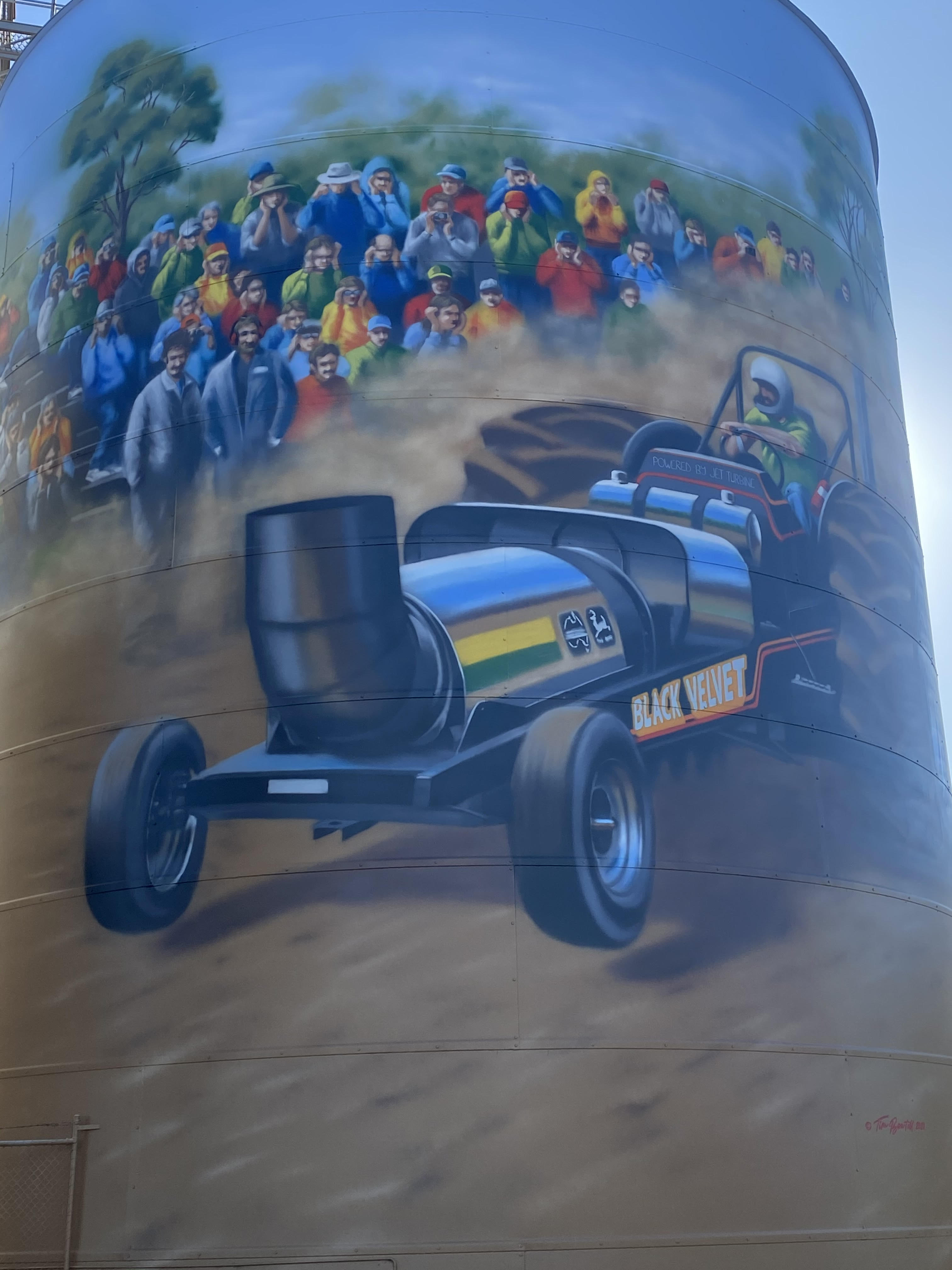 Colbinabbin Tractor Pull