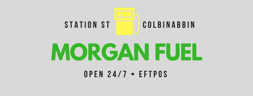 Morgan Fuel Open 24/7 Eftpos
