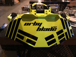 ORBY Blade v2 Back