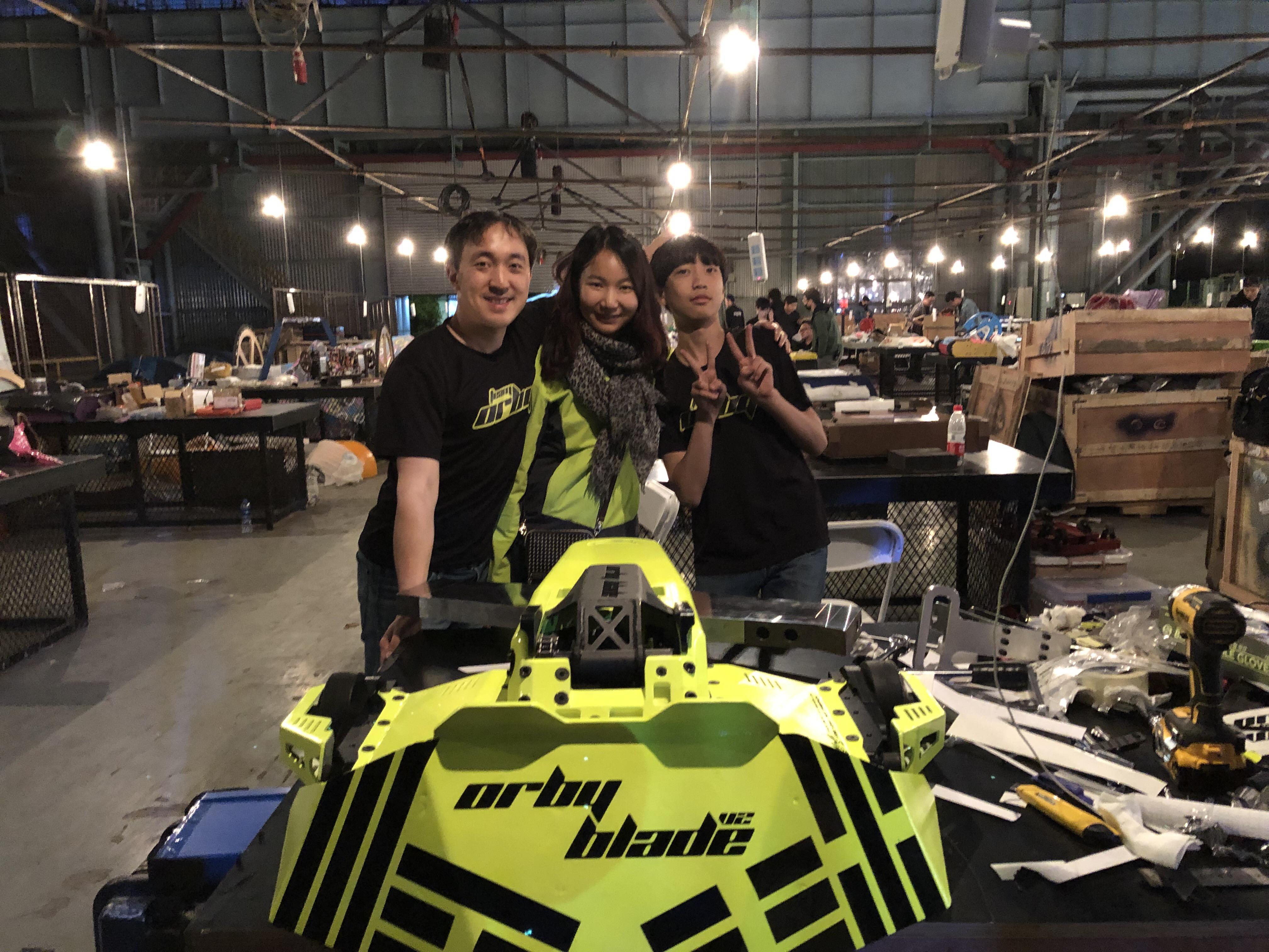 Team ORBY KOB2