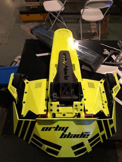 ORBY Blade v2 top