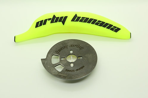 Hardox 450 Single tooth disc(S)