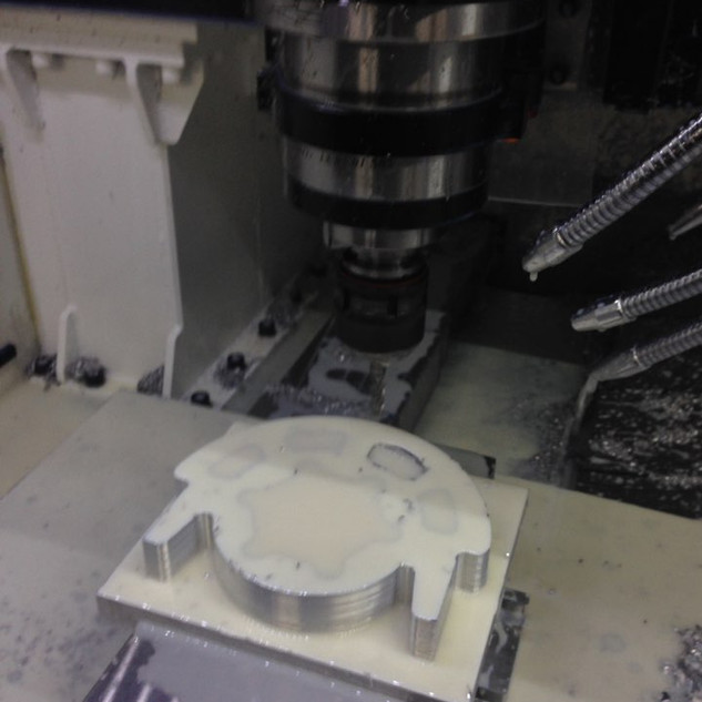 Machining - ORBY Blade