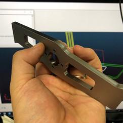 Gr5 Ti 5mm blade