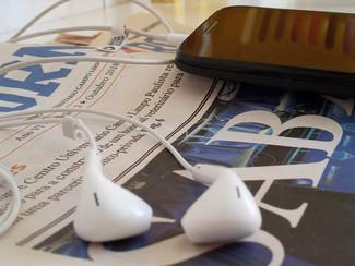 A tendência de podcasts jornalísticos