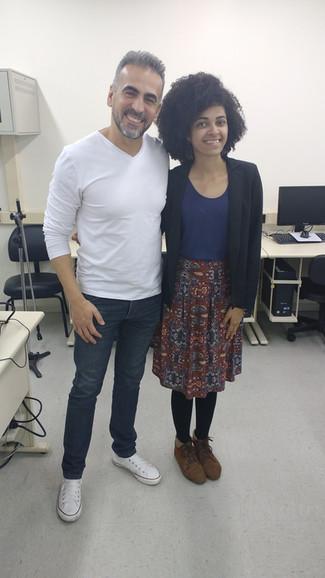 Entrevista com Alexandre Gomes da Rádio Rock Kiss FM