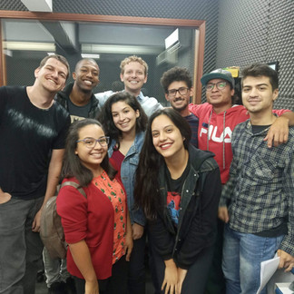 Um mergulho no rádio laboratório com o Conexão Pop