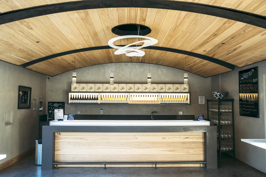 Tranche Expansion and Tasting Room