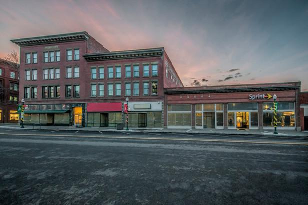 Drumheller Building