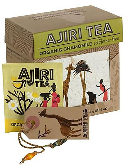 Ajiri Organic Chamomile Tea - 20 Tea Bags
