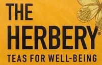 the herbery tea logo