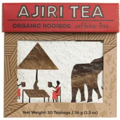 Ajiri Organic Rooibos Tea - 20 Tea Bags