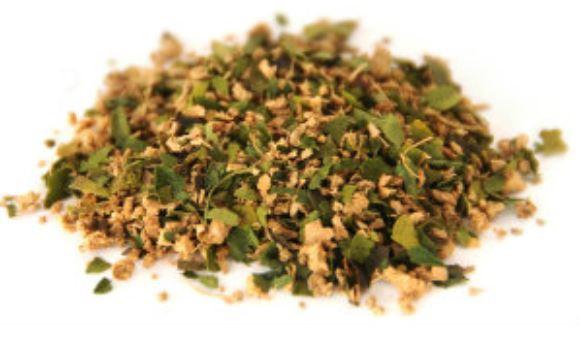 loose ginger tea