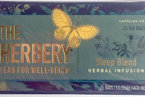 The Herbery Sleepy Blend Herbal Infusion Tea - 25 Tea Bags