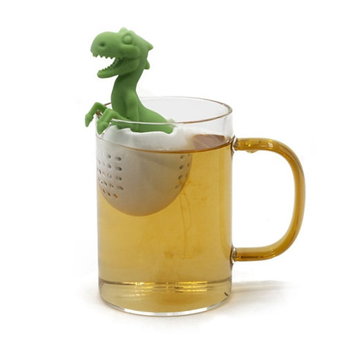 Baby Dinosaur Loose Leaf Tea Infuser