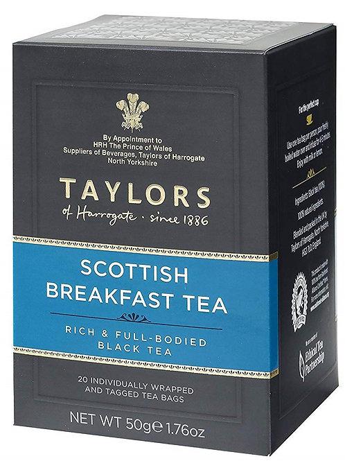Taylor's of Harrogate Scottish Breakfast Tea - 20 Tea Bags