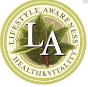 lifestyle awareness tea logo