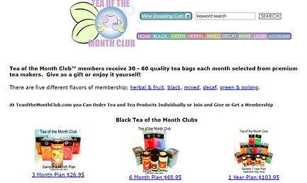 what teaofthemonthclub looked like in 2007