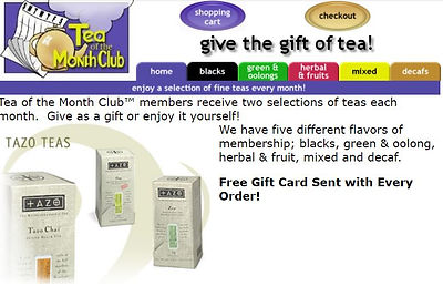 what teaofthemonthclub looked like in 2001