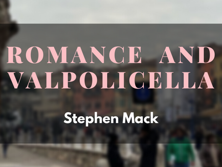 Romance and Valpolicella