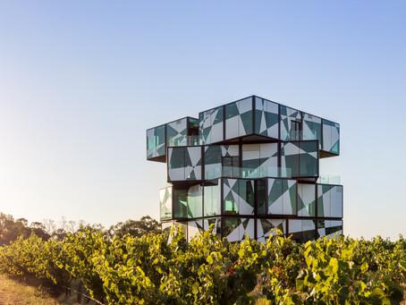跳出傳統框架: 南澳黛倫堡「魔方」為酒窖重塑新注釋