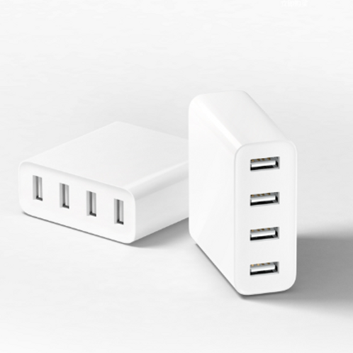 USB charger 4 Ports
