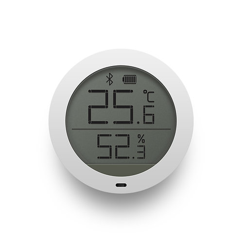 Bluetooth thermometer and hygrometer
