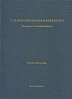 The Bonninghausen Repertory-Dimitriadis