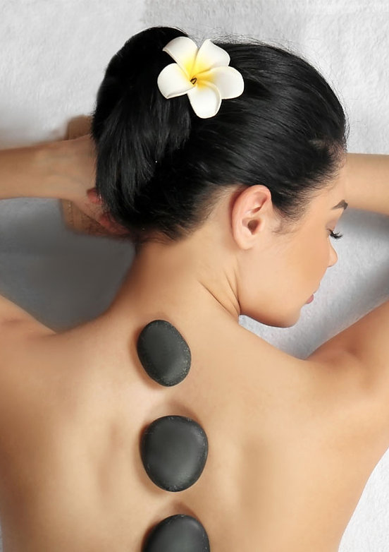 Hot Stone Massage Services Hinesville GA