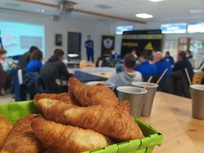 Club - Réunion des éducateurs