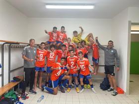 Club - Le résumé de la victoire des U15 à Dax