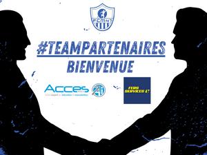 Sponsoring : Bienvenue à deux nouveaux partenaires !