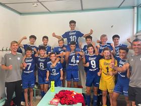 Club - Retour sur la victoire des U15 à Orthez