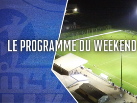 Club - Le programme de ce week-end du 25 septembre