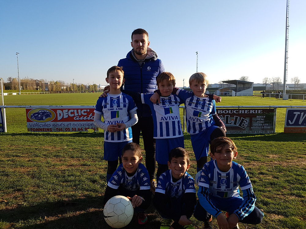 Résultats Ecole de Football U11 et U8/U9 du 03/12/2016