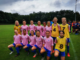 Club - Résumé du match des U15 Féminines : les buts en vidéo