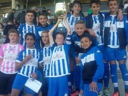 Les U13 remporte le tournoi de Libourne.