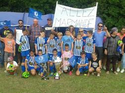 U 11 Vainqueur du tournoi de La Rochelle