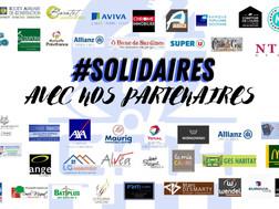 Partenaires - Le FCM47 solidaire avec ses partenaires