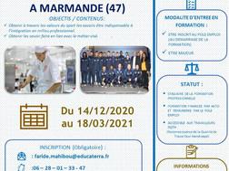 Club -  Le FCM47 s'associe à Terre d'emploi