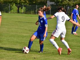 Club - Photos et résumé du match des U18 féminines face aux Girondins de Bordeaux