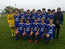 Club - Retour sur la victoire des U16 contre le Stade Bordelais