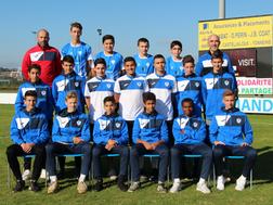 Les U 15 en demi-finale de la Coupe Fouchy.