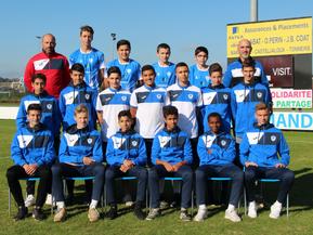 Les U15 remporte la Coupe Fouchy.