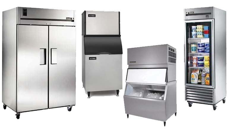 Запчасти, ремонт холодильного оборуд