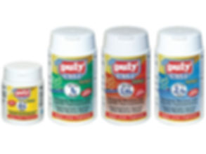 Таблетки и средство для чистки кофемашин