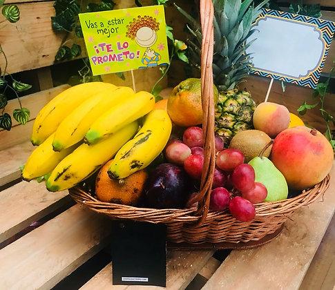 Canasta de frutas (R053)