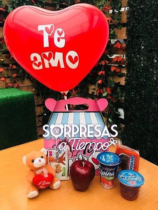 Merienda Casa de Amor (D035)