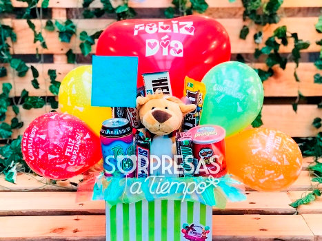 Ancheta Happy Birthday (A014)