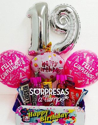 Ancheta dulce cumpleaños  (A001-5)